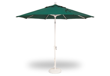Treasure Garden 9' Push Button Tilt Octagon Umbrella