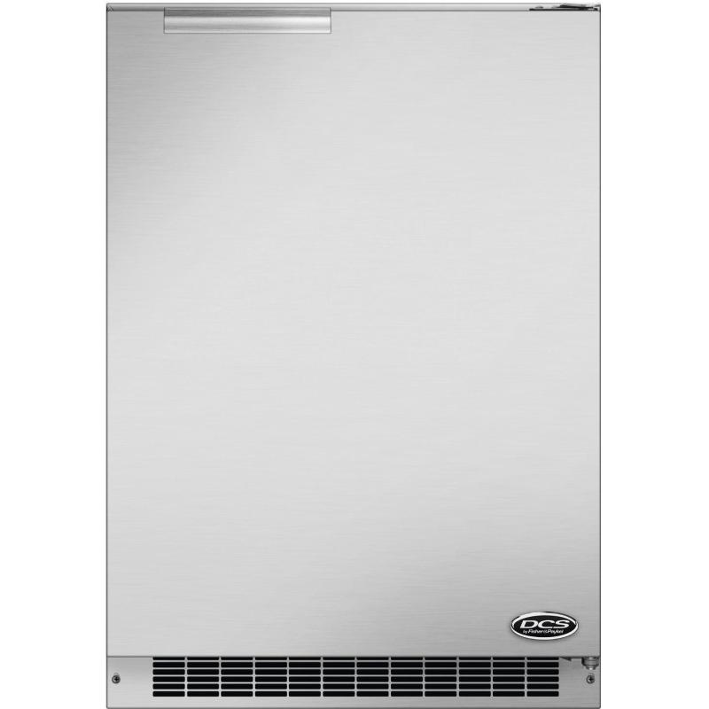 DCS 24-Inch 5.1 Cu. Ft. Left & Right Hinge Outdoor Rated Compact Refrigerator - RF24RE3