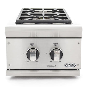 DCS Built-In Gas Double Side Burner - BGC132-BI