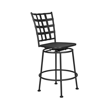 Ow Lee Bistro Casa Armless Swivel Bar Stool 716-SBS