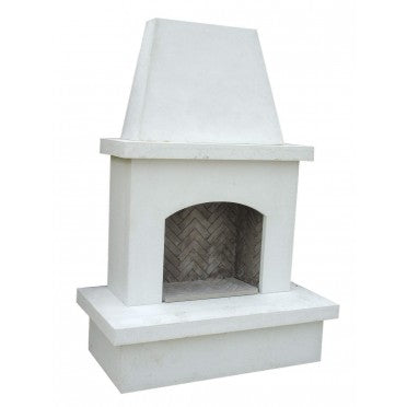 American Fyre Designs Contractor's Model Fireplace