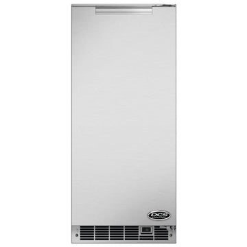 DCS 35 Lb. 15-Inch Right & Left Hinge Outdoor Rated Ice Maker - RF15IR1
