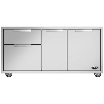 DCS Series 9 Evolution 48-Inch CAD Grill Cart - CAD1-48E