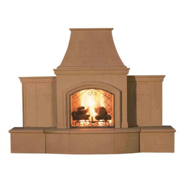 American Fyre Designs Grand Phoenix Fireplace