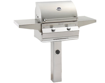 Fire Magic Choice C430s In-Ground Post Mount BBQ Grill