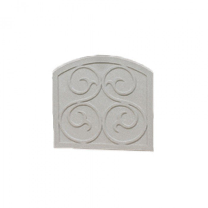 American Fyre Designs GFRC Protector Plate