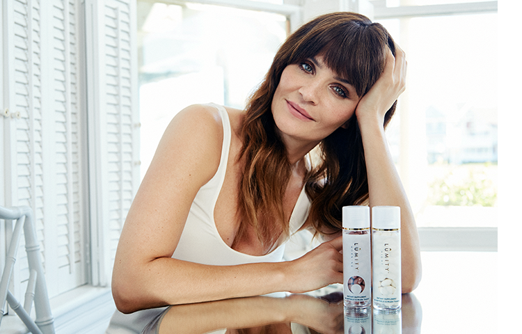 Introducing Lumity Ambassador Helena Christensen