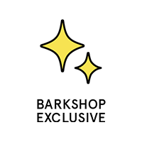 BarkShop Exclusive badge