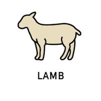 lamb badge