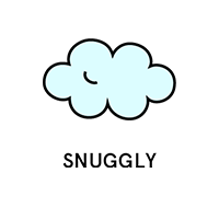 Snuggly badge