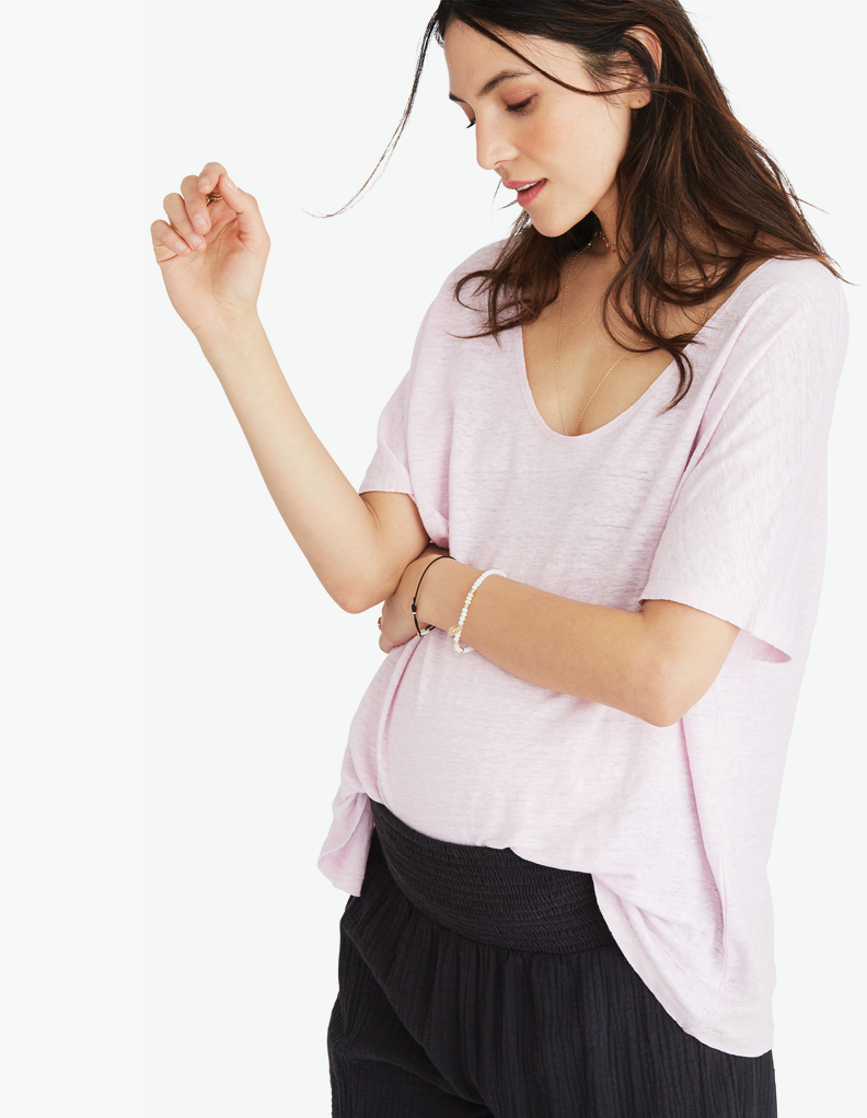4a8f30689a9ec HATCH Collection: Comfort and style for mamas before during and after.