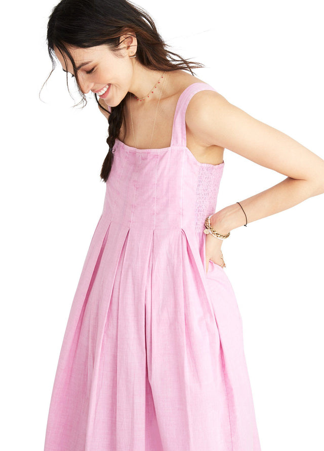 e5ceff7afe The Alice Dress - Maternity Dress With Pockets | HATCH Collection ...