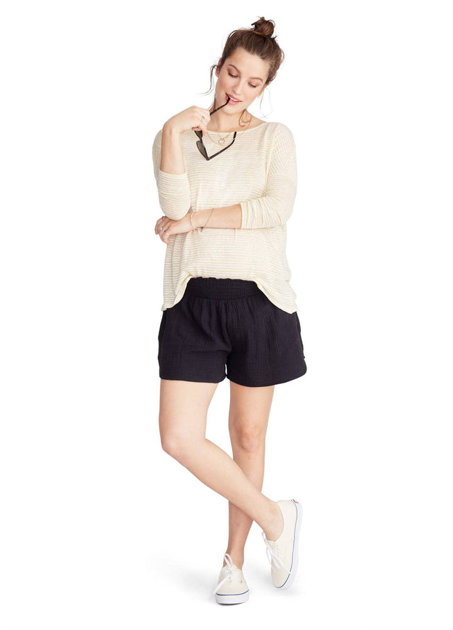 0928eda1b31e0 The Henri Short - Beach Maternity Shorts | HATCH Collection – HATCH ...