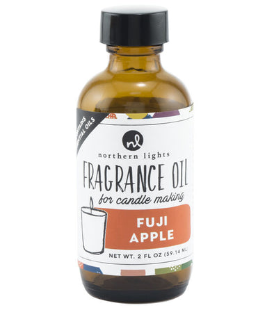 Fragrance Oil 2oz Glass Bottle - Fuji Apple