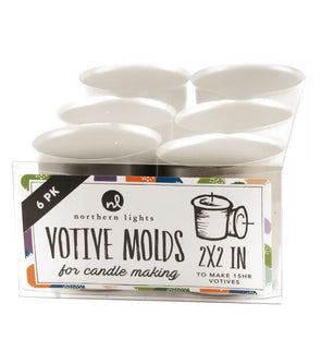 Votive Mold - 6 Pack