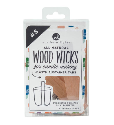 Wood Wicks