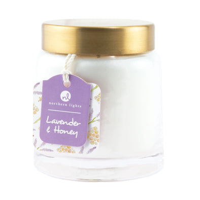 Essentials Jar - Lavender & Honey - Northern Lights Candles