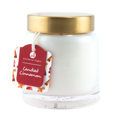 Northern Lights Candles / Essentials Jar - Candied Cinnamon