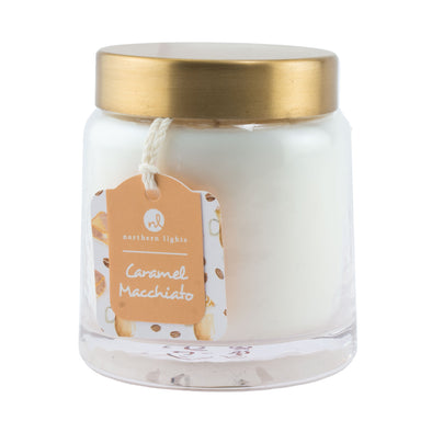 Northern Lights Candles / Essentials Jar - Caramel Macchiato