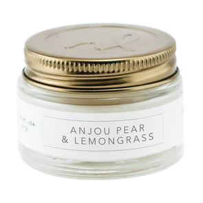 Northern Lights Candles / 1oz Mini Candle - Anjou Pear & Lemongrass