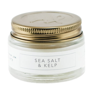 Northern Lights Candles / 1oz Mini Candle - Sea Salt & Kelp