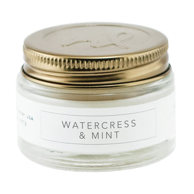 1oz Mini Candle - Watercress & Mint - Northern Lights Candles