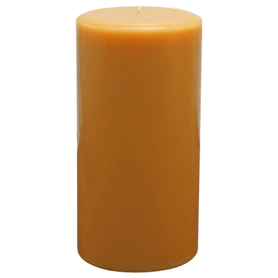 Northern Lights Candles / 3x6 Pillar - Caramel