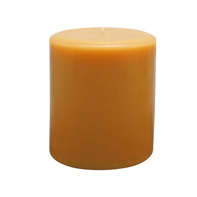 3x4 Pillar - Caramel - Northern Lights Candles