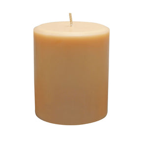 Northern Lights Candles / 3x4 Pillar - Sand