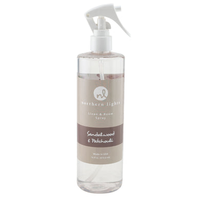 Room Spray - Sandalwood & Patchouli