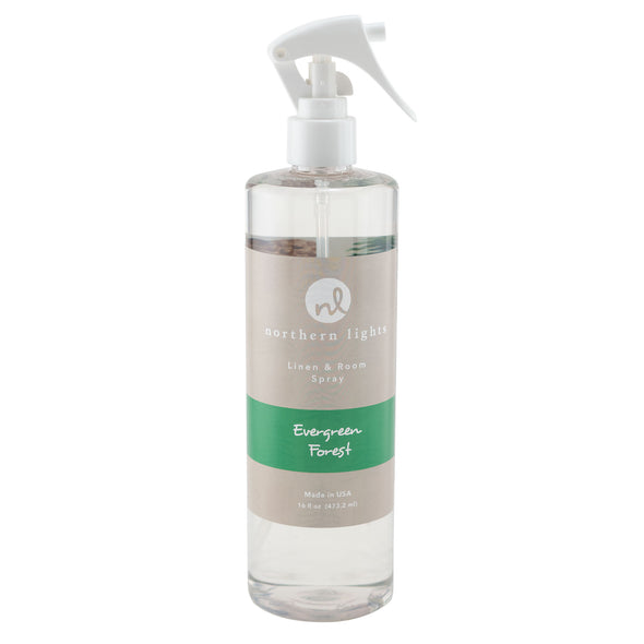 Northern Lights Candles / Room Spray - Evergreen Forest