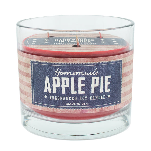 Northern Lights Candles / Americana - Homemade Apple Pie