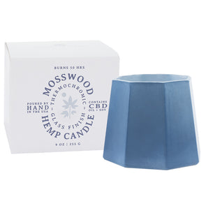 Northern Lights Candles / Chroma - Mosswood