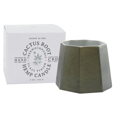 Chroma - Cactus Root - Northern Lights Candles