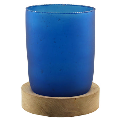 Northern Lights Candles / Hurricane - Blue