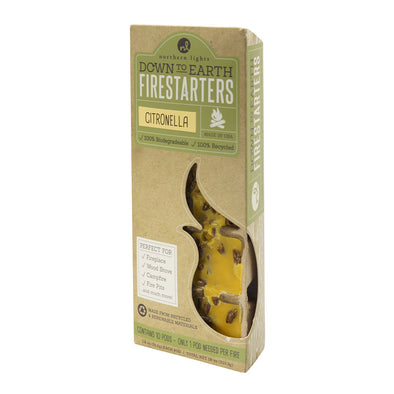 Firestarter - Citronella - Northern Lights Candles
