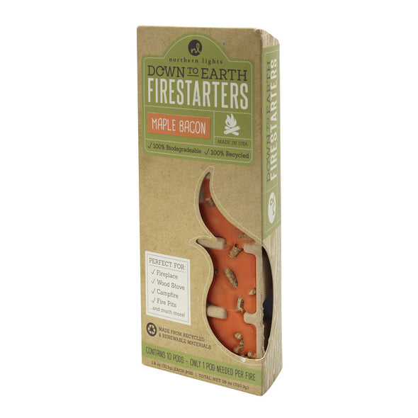 Northern Lights Candles / Firestarter - Maple Bacon