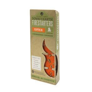 Northern Lights Candles / Firestarter - Pumpkin