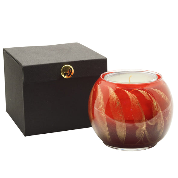 Northern Lights Candles / Esque Mysteria - Cranberry