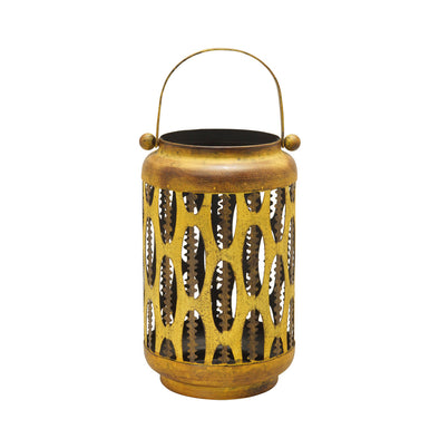 Northern Lights Candles / Nomad - Vintage Yellow Lantern