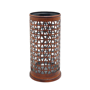 Nomad - Rustic Orange Luminary - Northern Lights Candles