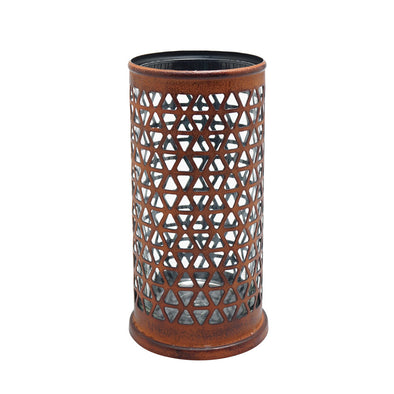 Northern Lights Candles / Nomad - Rustic Orange Luminary