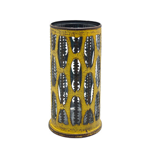 Nomad - Vintage Yellow Luminary - Northern Lights Candles