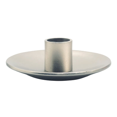 Simplicity - Pewter Taper Holder - Northern Lights Candles