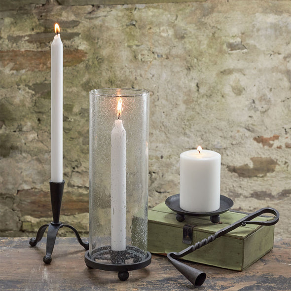 Blacksmith - Taper Ring - Northern Lights Candles