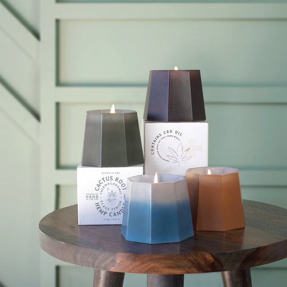 Northern Lights Candles / Chroma - Citrus Ginseng