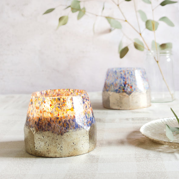 Northern Lights Candles / Confetti - Sweet Orange Spice Tea