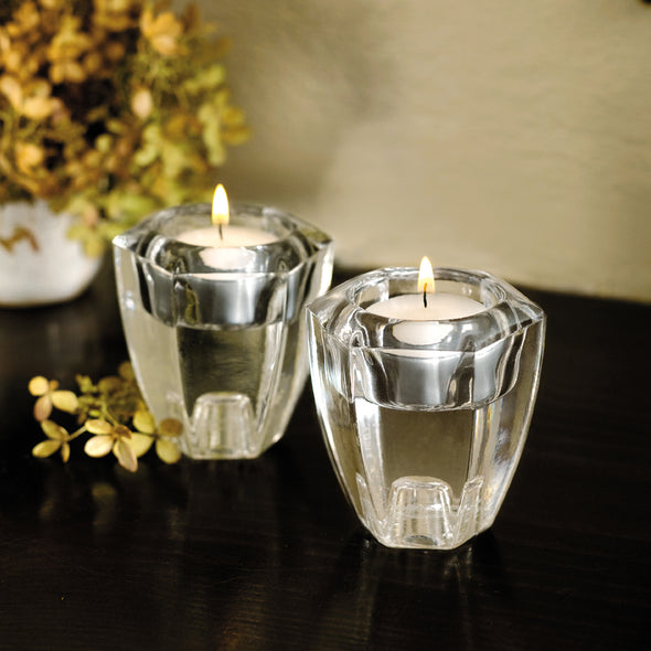 Northern Lights Candles / Dual Candle Holder (6 Pack)