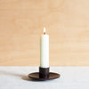 Northern Lights Candles / Simplicity - Mini Bronze Taper Holder