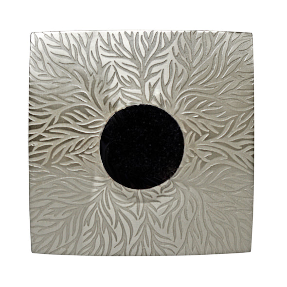 Northern Lights Candles / Kobe - Pewter Plate